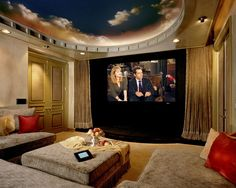 Media Room Home Theatre And Media Design And Installation Design, Pictures, Remodel, Decor and Ideas - page 7