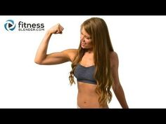 Total Body Toning Strength & HIIT Cardio Workout - Fat Burning Workout to Tone Up Fast - You Vs You