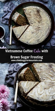 Vietnamese Coffee Cake with Brown Sugar Frosting is a fluffy, coffee-infused cake perfect for breakfast or brunch! Happy Valentine's Day! Did Cupid make an appearance at your house? If not, don't worry. I can't even begin to imagine what his schedule looks like these days. Before it was simple a dozen roses and a few …