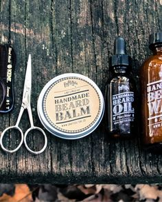 Stuck for ideas why not show your man a little love with our old time Beard Gift Box.. Exclusively for you at: #CraftCultureCo #Love #DIY #Gifts #Homemade