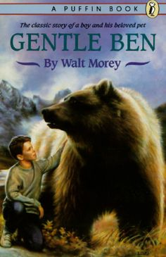 This is a wonderful read aloud! Gentle Ben by Walt Morey. Childhood favorite!
