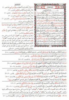 ١ : ١٥- الحجر/  مصحف التبيان المفصل لمتشابهات القران
