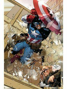 Capitão América Ultimate