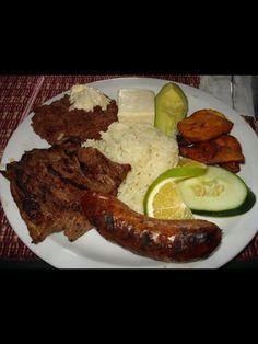 Dinner  Honduras