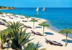 Five classic Italian beach escapes - Forte Village, Pula, Sardinia.