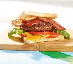 Sandwich-Burger Rezept - [ESSEN UND TRINKEN]