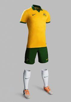 Australia 2014-15 Nike Home