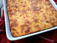 Southern Jiffy Corn Pudding