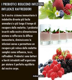 Importanza dei probiotici