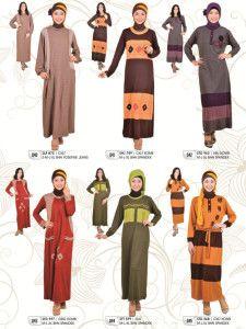 Baru-baru ini banyak sekali model baju muslim 2013dan kita harus benar-benar mencari model baju muslimah yang cocok dengan karakter kita.