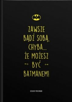 Zeszyt dla fanów Batmana! Story Quotes, Poem Quotes, Sad Quotes, Poems, Funny Memes, Hilarious, Comic Movies, Disney Wallpaper, In My Feelings