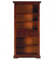 deze boekenkast is een verrijking voor je interieur en is gemaakt van acacia hout in sierra