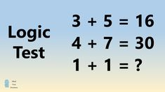 Can You Solve This Logic Puzzle?
