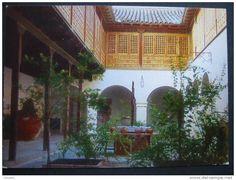 Casa de Diego Velazquez Santiago de Cuba postcard cp