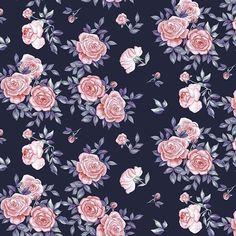 Midnight Bloom pattern for @patternbank » https://patternbank.com/mariakurlandsky #newonpatternbank #patterndesign #pattern #surfacedesign #roses #art #trend #fashion #textiledesign #fabric #allover #apparel #design #print #patternbank #fashionblogger #floral #instafashion #interiordesign #hometextile #stationary #wallpaper #pattern #textileprintdesign #swimwear #textiles #womanswear #pickoftheday
