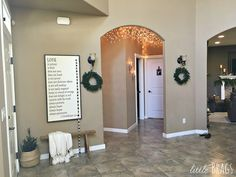 Little Brags: Christmas House Tour At Little Brags