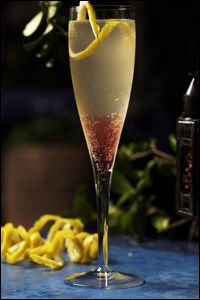 7 Champagne Cocktails for New Year's Eve