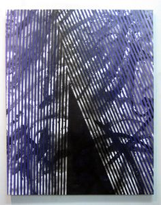 Wayne Adams - Prayer Painting I, Acrylic 60x48