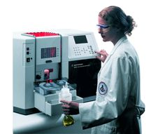 The Agilent 55B AA is ideal for any laboratory requiring an entry level AA system with advanced capabilities. The double-beam 55B AA features an LCD screen and dedicated keyboard for simple, stand-alone operation. The 55B AA combines rugged, reliable hardware with an integrated software interface for fast, easy operation.