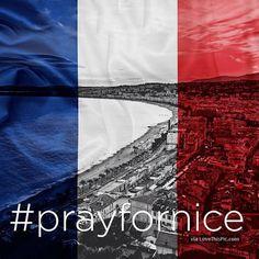 Pray For Nice - -Pray For Peace -
