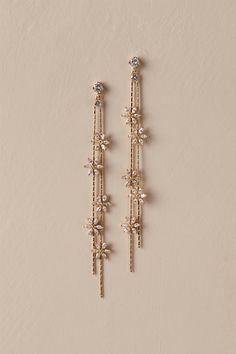 BHLDN Theia Jewelry Tasmin Drop Earrings in Gold - Jewelry & Accessories - . - BHLDN Theia Jewelry Tasmin Drop Earrings in Gold – Jewelry & Accessories – - Ear Jewelry, Cute Jewelry, Gold Jewelry, Jewelry Accessories, Jewelry Necklaces, Jewelry Design, Women Jewelry, Fashion Jewelry, Gold Bracelets