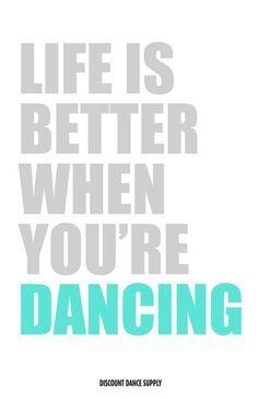Η ζωή είναι καλύτερη όταν χορεύεις!!! Καλημέρα σε όλους τους φίλους!   www.danceyoursoul.gr