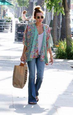 ¿Quién diría que Miley marcaría la tendencia de esta primavera hace tiempo?