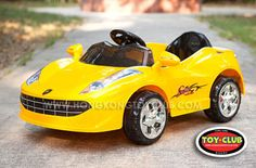 Porche battery-operated ride-on car! http://www.hongkongtoyclub.com/premium-ride-on-vehicles