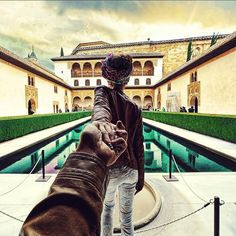 #followmeto Granada, Spain