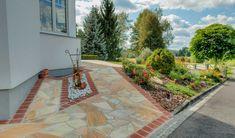 Sidewalk, Patio, Outdoor Decor, Home Decor, Side Walkway, House, Decoration Home, Terrace, Room Decor