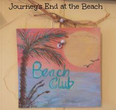 """""""Beach Club"""""""