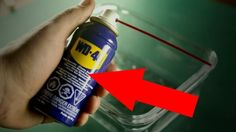 A can of WD-40 does more than just free rusted metal parts or stop  things from making irritating squeaky noises. Here are 10 more clever uses for the fluid that you might not have thought of.