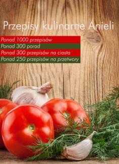 Okładka miesięcznika przepisy kulinarne Anieli. Cooking Recipes, Vegetables, Food, Chef Recipes, Essen, Vegetable Recipes, Meals, Yemek, Eten