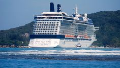 """Here is the Celebrity Solstice anchored at Labadee    See another of my Celebrity Solstice pictures    Cruise ship     Fill Your Autoresponder Everytime with the """"Full Meal Deal"""""""