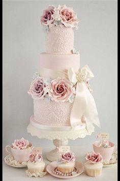 Wedding Cake/ Bridal Shower Cake