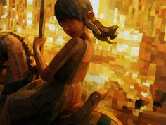 Beautiful 3D Paintings by Shintaro Ohata
