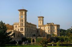 """Osborne House"" by David Thomas at PicturesofEngland.com"