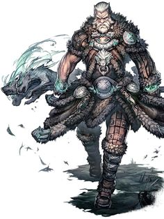 Norn Medium Armor