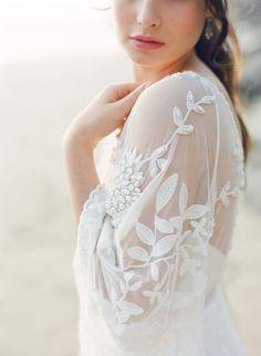 Fine Art Film Photography Taylor & Porter Best At Dusk Beach Wedding Coastal Bride Rue De Seine Calligraphy LA Happy