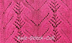 Knitting Stitches Collection: Stitch No. 28