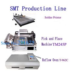 Like and Share if you want this  Stencil Printer(Medium)+Desktop Pick and Place machine TM245P(Advanced)+Reflow Oven T-962C,Complete SMT Production line,Neoden     Tag a friend who would love this!     FREE Shipping Worldwide   http://olx.webdesgincompany.com/    Get it here ---> http://webdesgincompany.com/products/stencil-printermediumdesktop-pick-and-place-machine-tm245padvancedreflow-oven-t-962ccomplete-smt-production-lineneoden/
