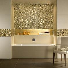 Luxuriose-badezimmer fliesen ideen