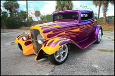 1932 Ford 3 Window Coupe Street Rod  #Mecum #Kissimmee #WhereTheCarsAre