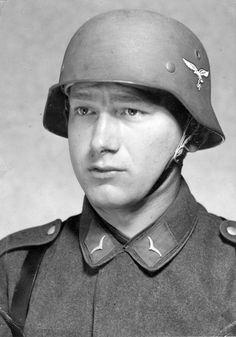 Luftwaffe Portrait
