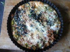 Frittata spinazie met kippengehakt | | Goed en gezond eten