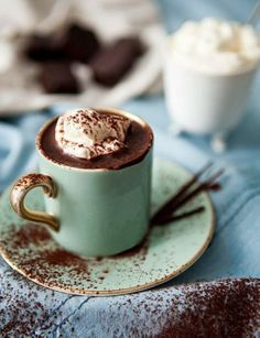 Hot Cocoa.....mmmmmmm!!!