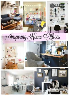Ideas For Designing A Home Office   How To Create A Small Home Office Space  In Your Home That Is Gorgeous And Functional!