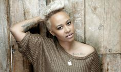 The Guardian. Emeli Sandé: The new star of British soul on gigging in a cemetery, drinking through the rain and the importance of plastic bags