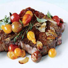 Recipe: Lobel's Classic Grilled Porterhouse Steak (with garlic marinade) - Recipelink.com