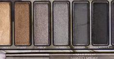 Urban Decay Naked Smoky Palette - HelloApril